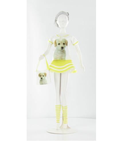 Strój Tiny Puppy Dress Your Doll
