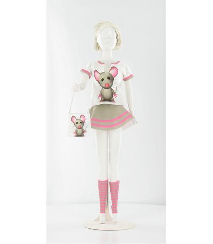 Strój Tiny Mouse Dress Your Doll