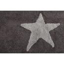 Dywan do prania w pralce Tres Estrellas Grey