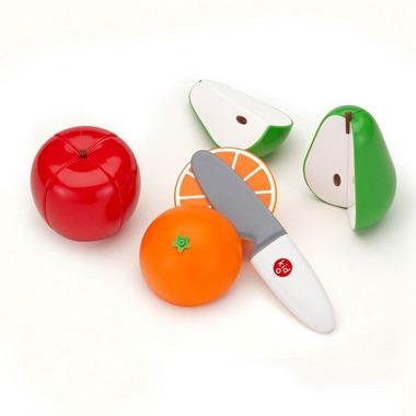 Magnetyczne owoce do krojenia Kid O