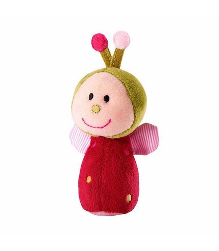 Biedronka Liz Mini grzechotka z dzwoneczkiem