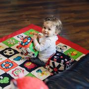Baby Senses, Kostka sensoryczna - Pierwsze obrazki