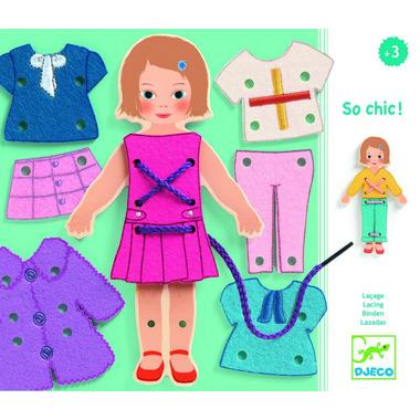 Nawlekanka Moda Djeco