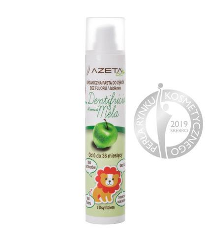 Azeta Bio, Organiczna pasta do zębów...