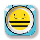 Miseczka Zoo Pszczoła