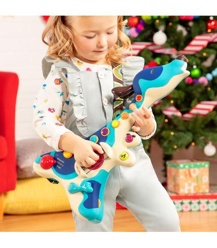 Btoys, gitara-piesek do tworzenia i...