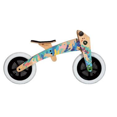 Drewniany rowerek biegowy 3w1 - Wishbone Bike Tangaroa