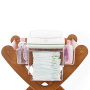 Organizer na pieluszki  i akcesoria do przewijania