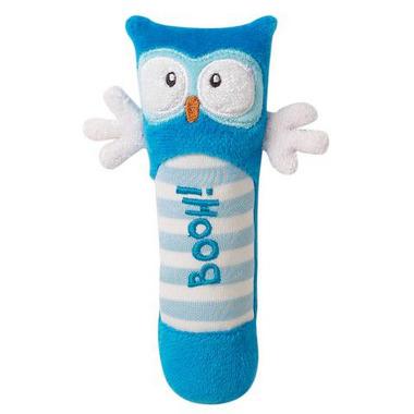 Sowa niebieska piszczek Luminou Booh