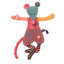 Materiałowa myszka Moulin Roty