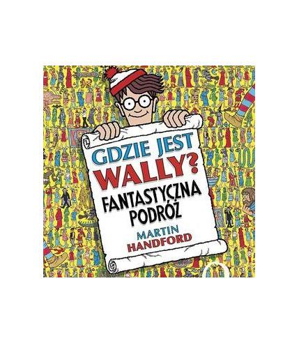 Książka Gdzie jest Wally?...