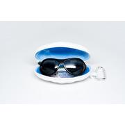 Okulary z polaryzacją Czarny kurza stopka Babiators