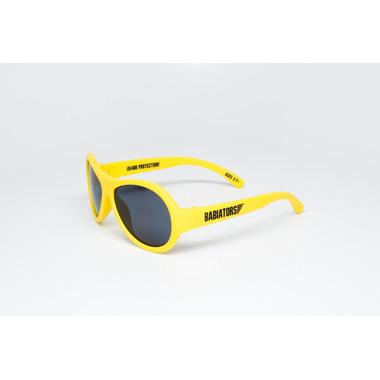 Babiators, okulary przeciwsłoneczne 3-7 Żółtodziób