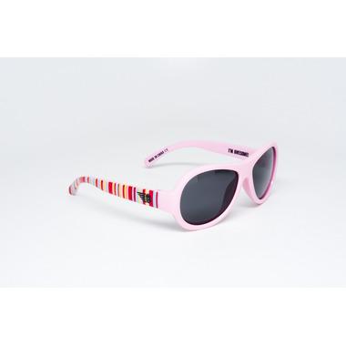 Babiators, okulary z polaryzacją tęczowy róż