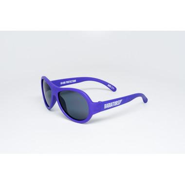 Babiators, okulary przeciwsłoneczne 0-3 fioletowe