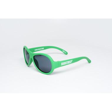 Babiators, okulary przeciwsłoneczne 0-3 Zielono mi