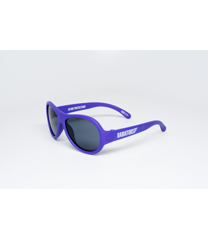 Okulary przeciwsłoneczne 0-3 Fioletowe