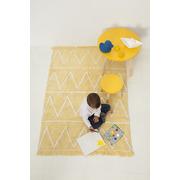Dywan do prania w pralce Hippy Yellow