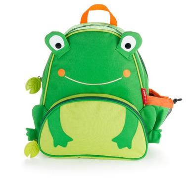Skip Hop, plecak Zoo packs Żabka