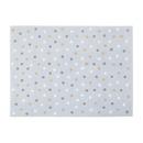 Dywan Akrylowy Dots Blue-Grey Linen White Lorena Canals
