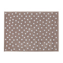 Dywan Akrylowy Dots Dark Grey Blue 140x200 Lorena Canals