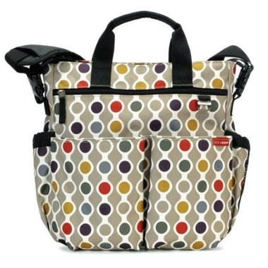 Skip Hop, torba Duo Signature Wave Dot