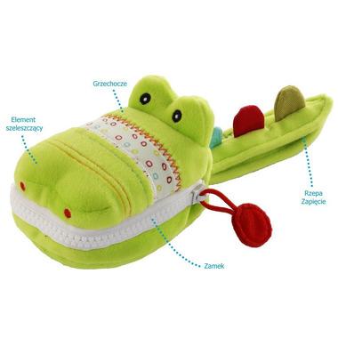 Lilliputiens, krokodyl telefon