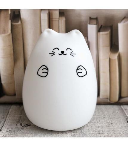 Rabbit&Friends, Animal Lamp kotek...