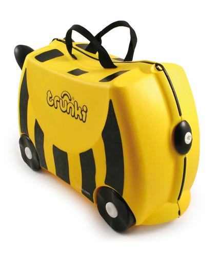 Jeżdząca walizeczka Trunki Bernard Pszczoła