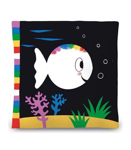 Moja pierwsza biała rybka książeczka...