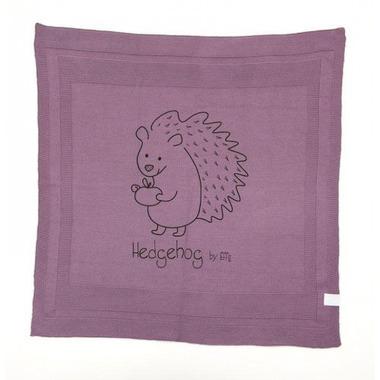 Koc bawełniany - Jeżyk 75x75