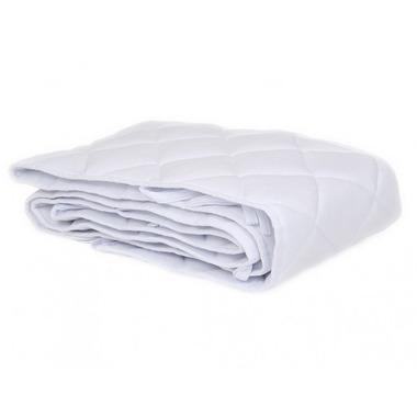 Ochraniacz pikowany Biały - na całe łóżeczko  70x140