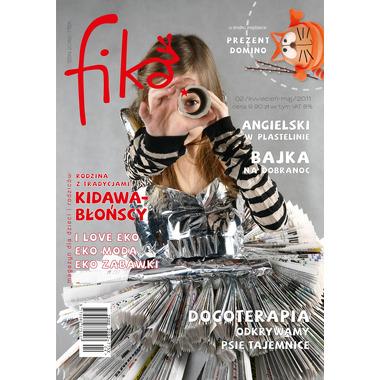 Fika - Magazyn dla rodziców i dzieci kwiecień-maj 2011