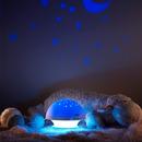 Projektor Lampka Duux Różowa