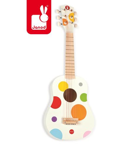 Janod, gitara duża Confetti,