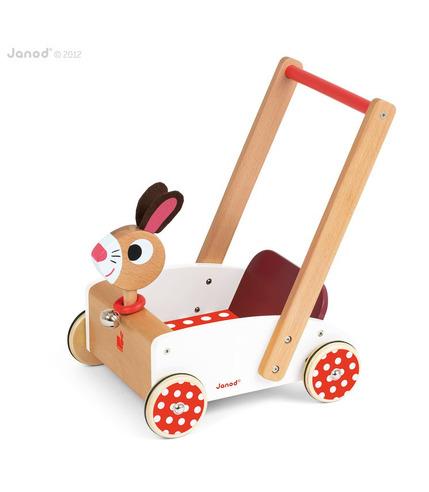 Wózek królik