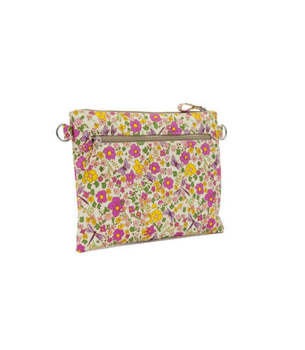 Torba Pink Lining Mum On The Run Cottage Garden