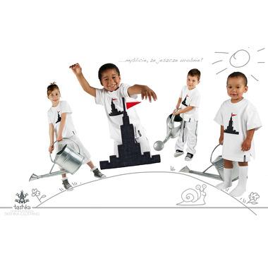 T-shirt Pałac Kultury Tashka