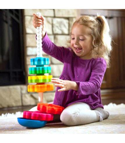Fat Brain Toys , Zakręcona Wieża...