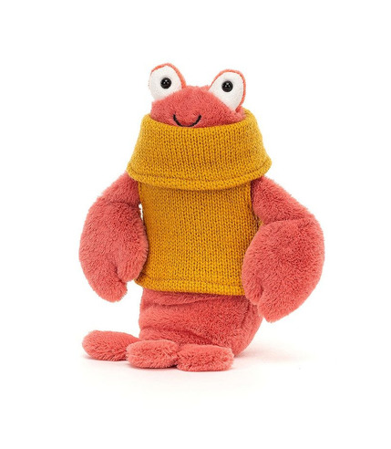 Jellycat, Homar w sweterku 21cm