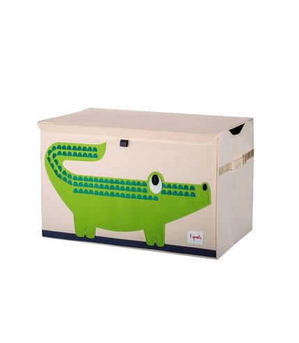 Pudełko zamykane Krokodyl 3 Sprouts