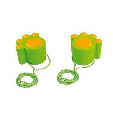 Kocie stopy zielone