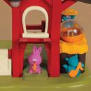 Interaktywna zagroda-stodoła z odgłosami zwierząt Baa-Baa-Barn
