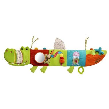 Krokodyl Theophiele do kojca i łóżeczka