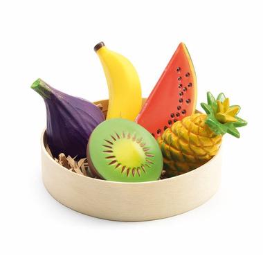 Djeco, gumowe egzotycze owoce