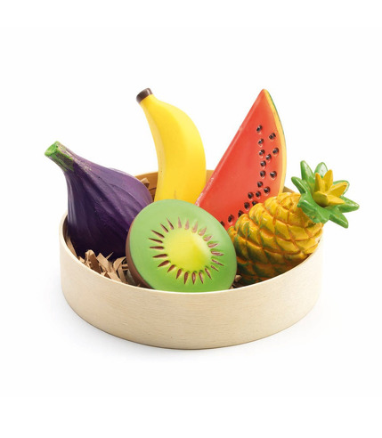 Gumowe egzotycze owoce