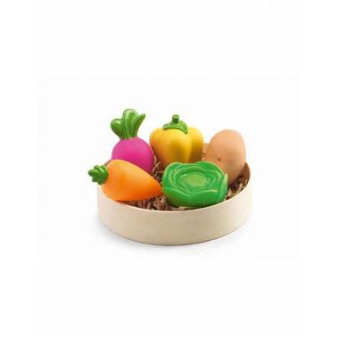 Djeco, gumowe warzywa
