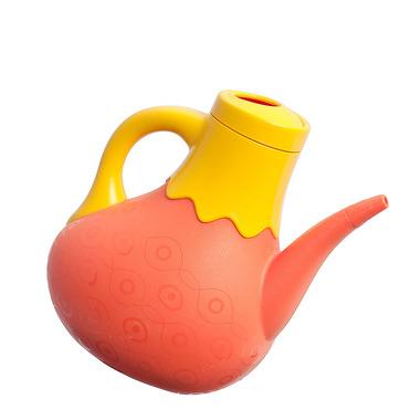 Btoys, konewka do zabawy, pomarańczowo-żółta
