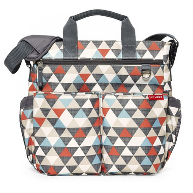 Skip Hop, torba Duo Signature Triangles