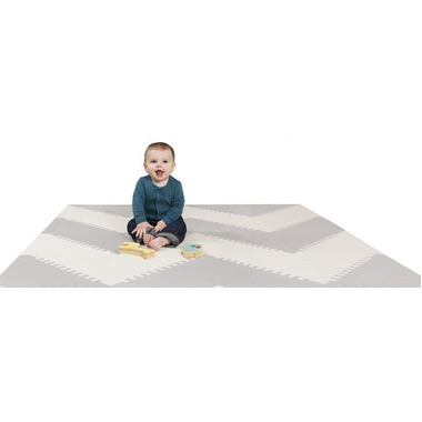 Skip Hop, mata Playspot Grey/Cream GEO